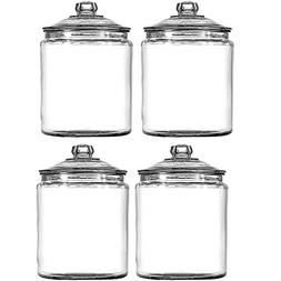 Anchor Hocking 102806 Heritage Hill Storage Jar 1 gallon, 4-