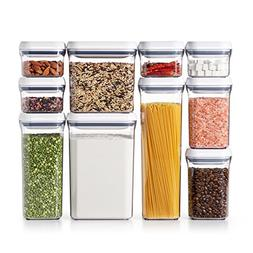 OXO 1165700 Good Grips 10-Piece POP Container Set
