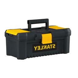 Stanley 12-1/2 in. 1 Gallon Essential Tool Box with Lid Orga