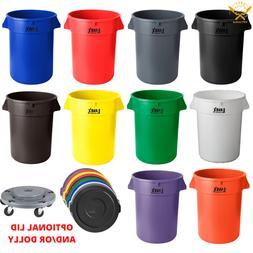 32 Gallon Trash Can Waste Container Kitchen Commercial OPTIO