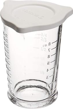 Anchor Hocking 8-ounce Triple Pour Measuring Cup, Clear, Set
