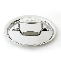 All-Clad D5 Brushed Stianless Steel Sauce Lid, 6 Inch