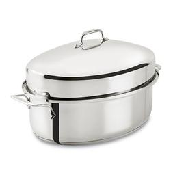 All-Clad E7879664 Stainless Steel Dishwasher Safe Oven Safe