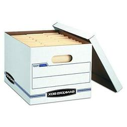 Bankers Box - Stor/File Storage Box - Letter/Legal - Lift-of
