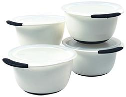 OXO Good Grips 4-Piece Prep Bowl Set with Lids