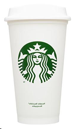 Starbucks Travel Coffee Cup Reusable Recyclable Spill-proof