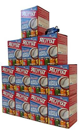 Tattler Reusable Regular Canning Lids and Rubber Rings 12 of
