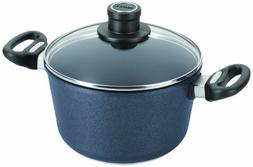 Woll Diamond Plus/Diamond Lite Sauce Pan with Lid, 3.2-Quart