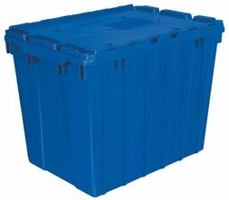 Akro-Mils Plastic Storage and Distribution Container Tote wi