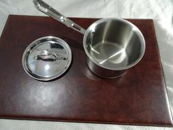 ALL-CLAD COPPER CORE 2 QT SAUCEPAN BRAND NEW WITH LID
