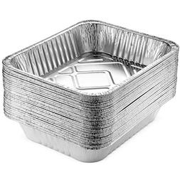 "NYHI 9 x 13 "" Aluminum Foil Pans  