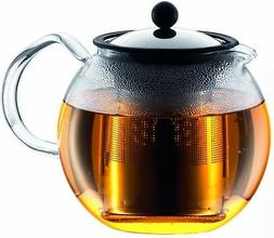 Bodum® Assam 51-oz. Tea Press Teapot with Stainless Stee