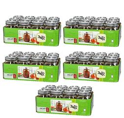 Ball Regular Mouth Pint Jars 12 Count 16 OZ  Made in USA Bra