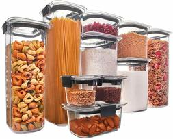 brilliance pantry organization and food storage containers