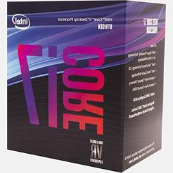 Intel Core i7-8700 Desktop Processor 6 Cores up to 4.6 GHz L