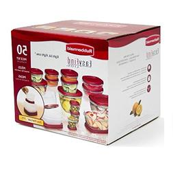 Easy Find Lid Food Storage Set - 50 - Piece by Rubbermaid