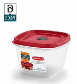 Rubbermaid  Easy Find Vented Lid Food Storage Containers, 7-
