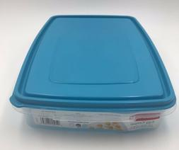 Rubbermaid Egg Keeper with Teal Lid - Deviled Eggs - Holds 2