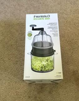 food spiralizer with 4 cup collection bowl