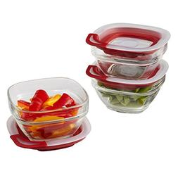 Rubbermaid 6-Piece Food Storage Container Set