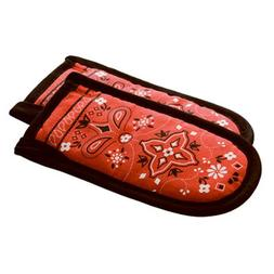 Lodge HHBAN41 Hot Handle Holders, Bandana Design, Set of 2