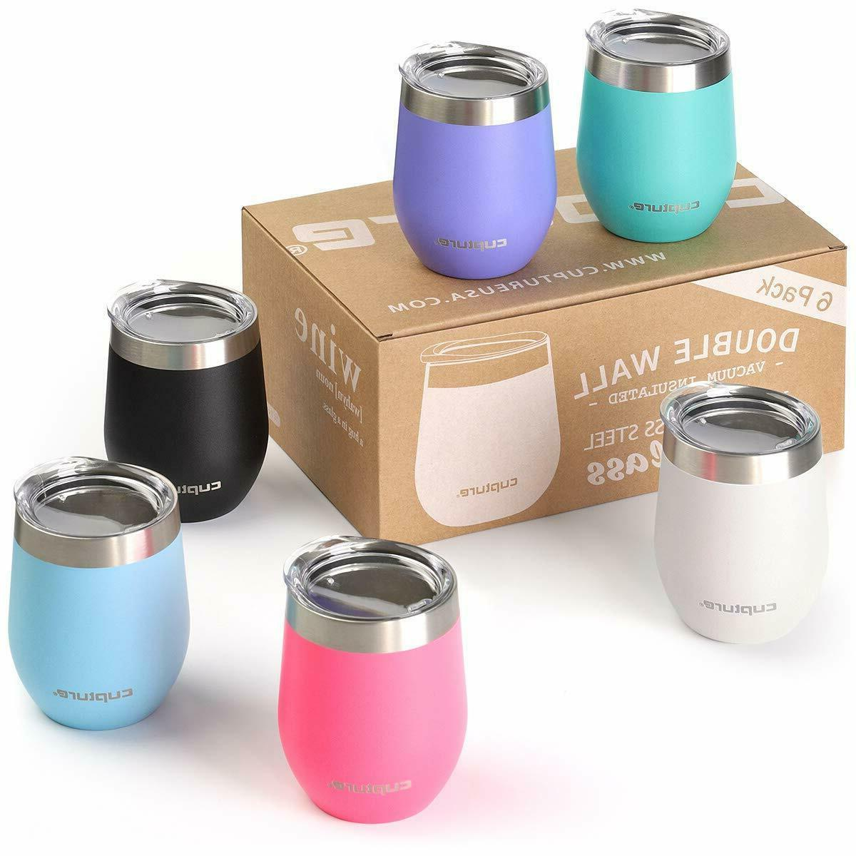 Cupture Insulated Tumbler