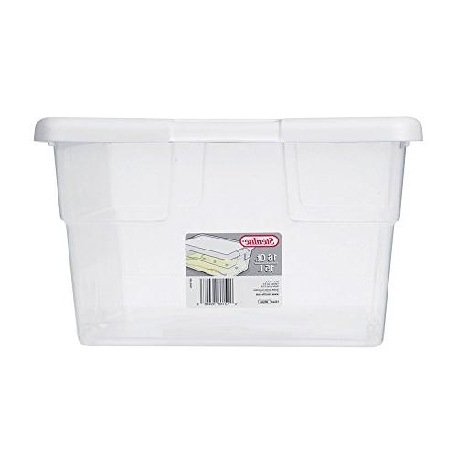 Quart See Box With 16x12x7