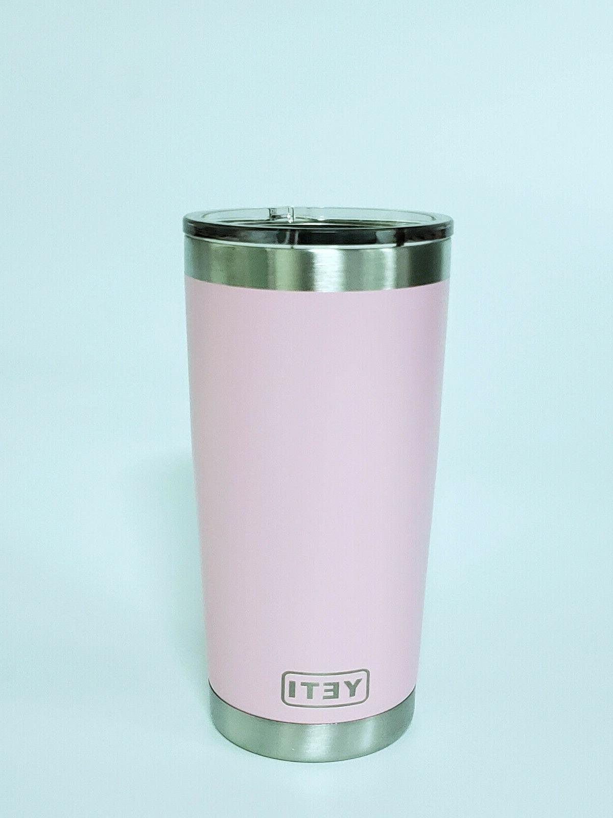 20OZ Tumbler Rambler Steel Insulated with Mag Slider Lid