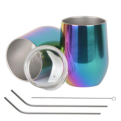 2x Stainless with