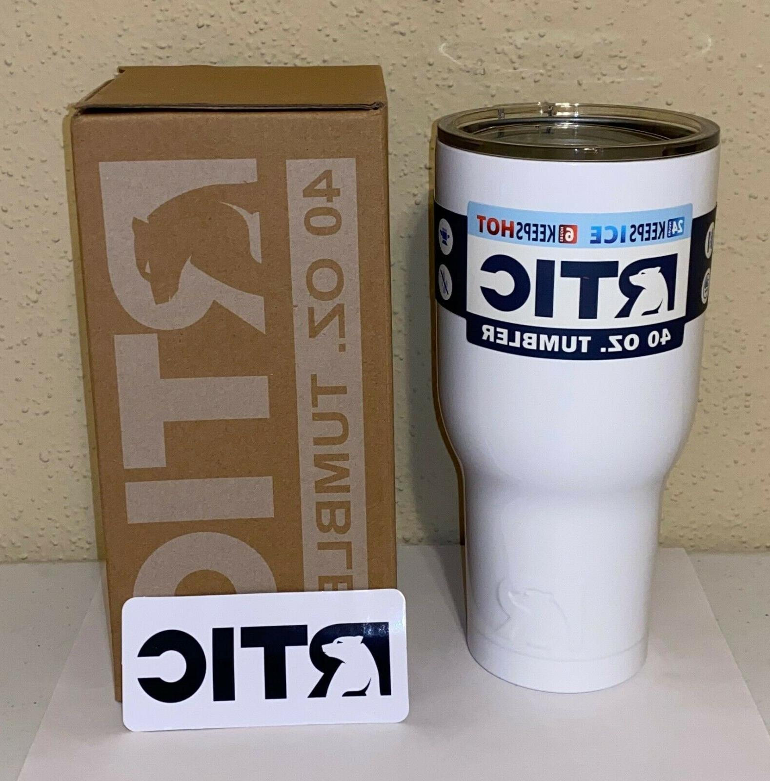 RTIC with Lid and