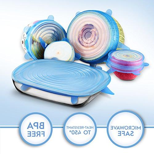 ORBLUE Silicone 6-Pack