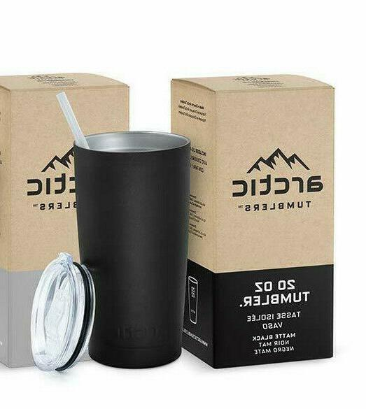 arctic tumbler stainless steel travel mug 20