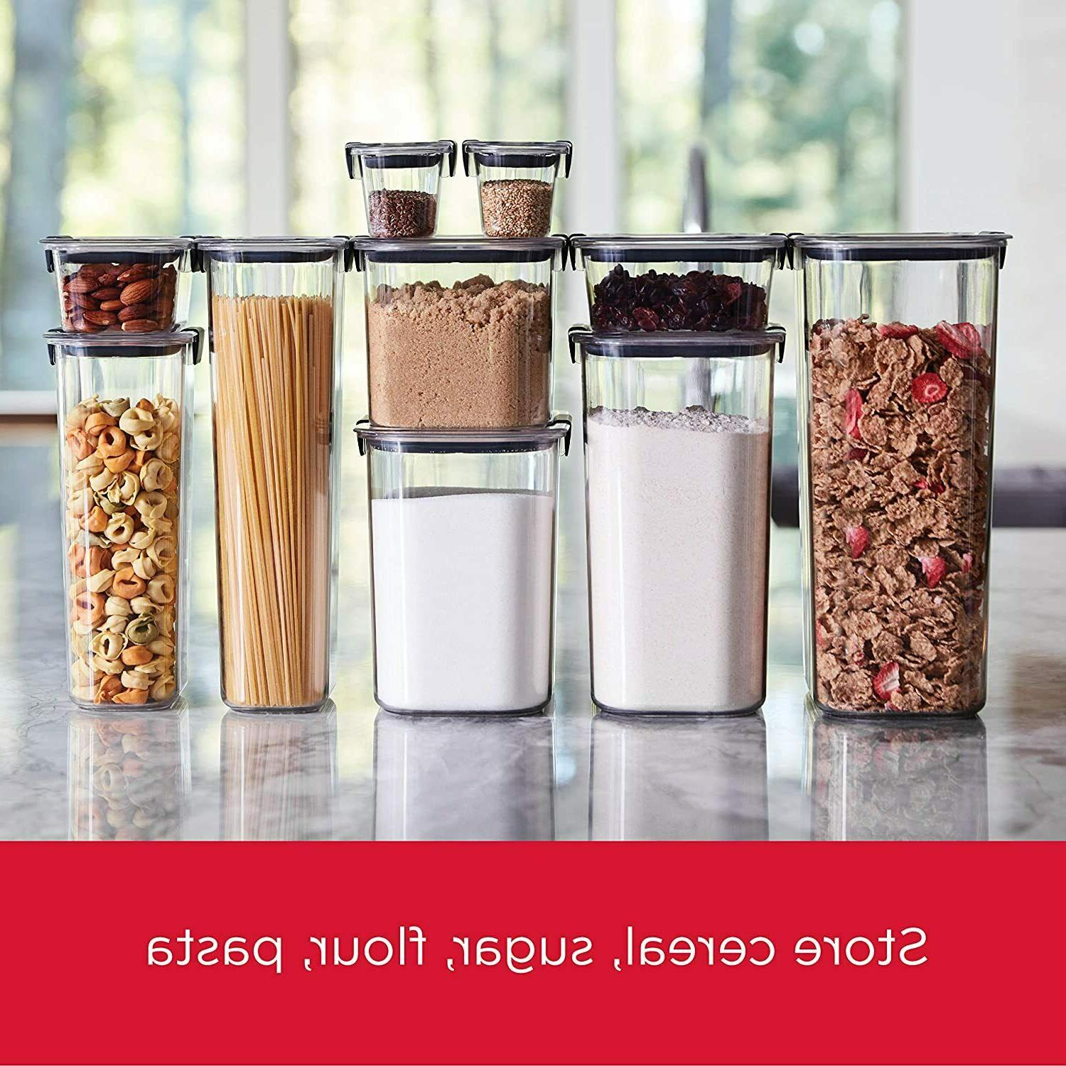 Brilliance & Food Storage Containers Airtight Lids.