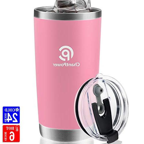 CHANTPOWER Coffee Travel for Wall Insulation. Mug with and