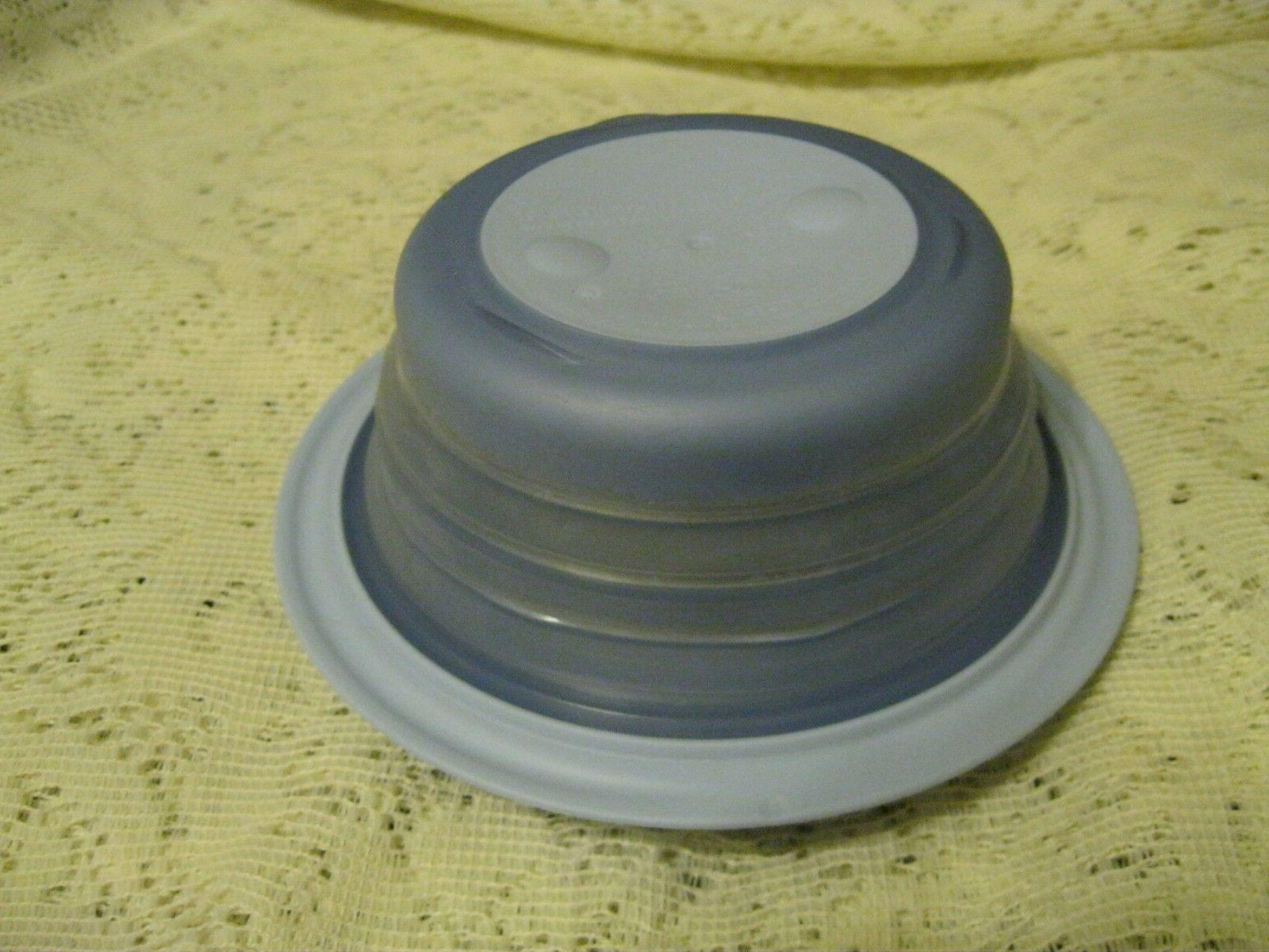 Rubbermaid Collapsible Bowl Lid 2.5 Cup New