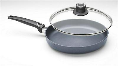 covered frying pan