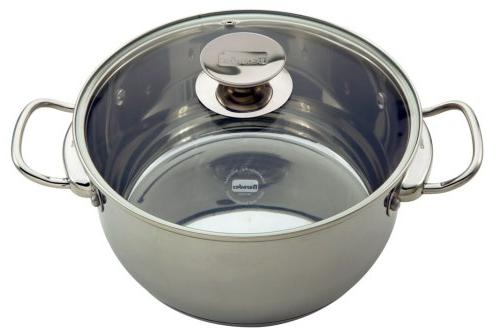 cucinare induction stainless steel pot