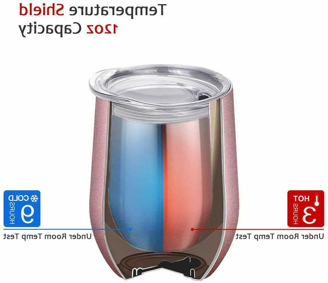 Cupture Stainless Wine Tumbler Lid