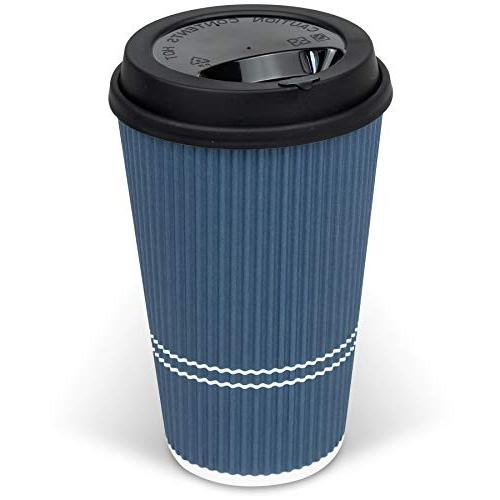 Glowcoast Cups With oz To Coffee Cup Large Cups Hold Hot Cold No Ripple Cups Protect Hands, No Sleeves