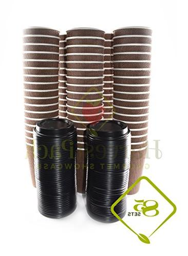 disposable double walled cups