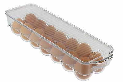 egg holder w lid and handle holds