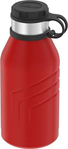 Thermos Insulated 32 Bottle Lid, Red