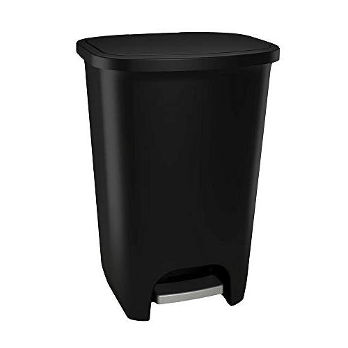extra plastic trash can