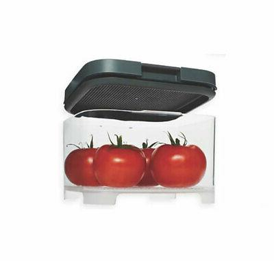 Rubbermaid Produce Container Clear