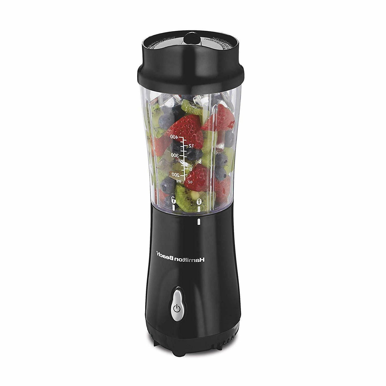51101b single serve personal blender with travel