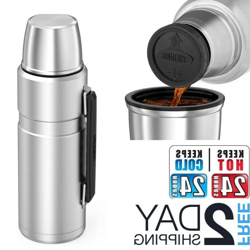 large coffee flask bottle for hot drinks