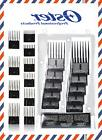 NEW Oster Professional 10 Comb Set Specially Designed to Fit