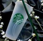 NEW Starbucks Reusable Cup - with NEW COLD FOAM LID & Straw