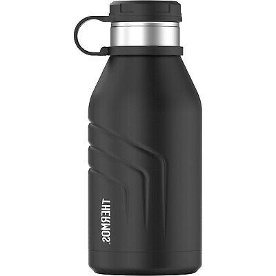 new vacuum insulated hydration bottle with screw