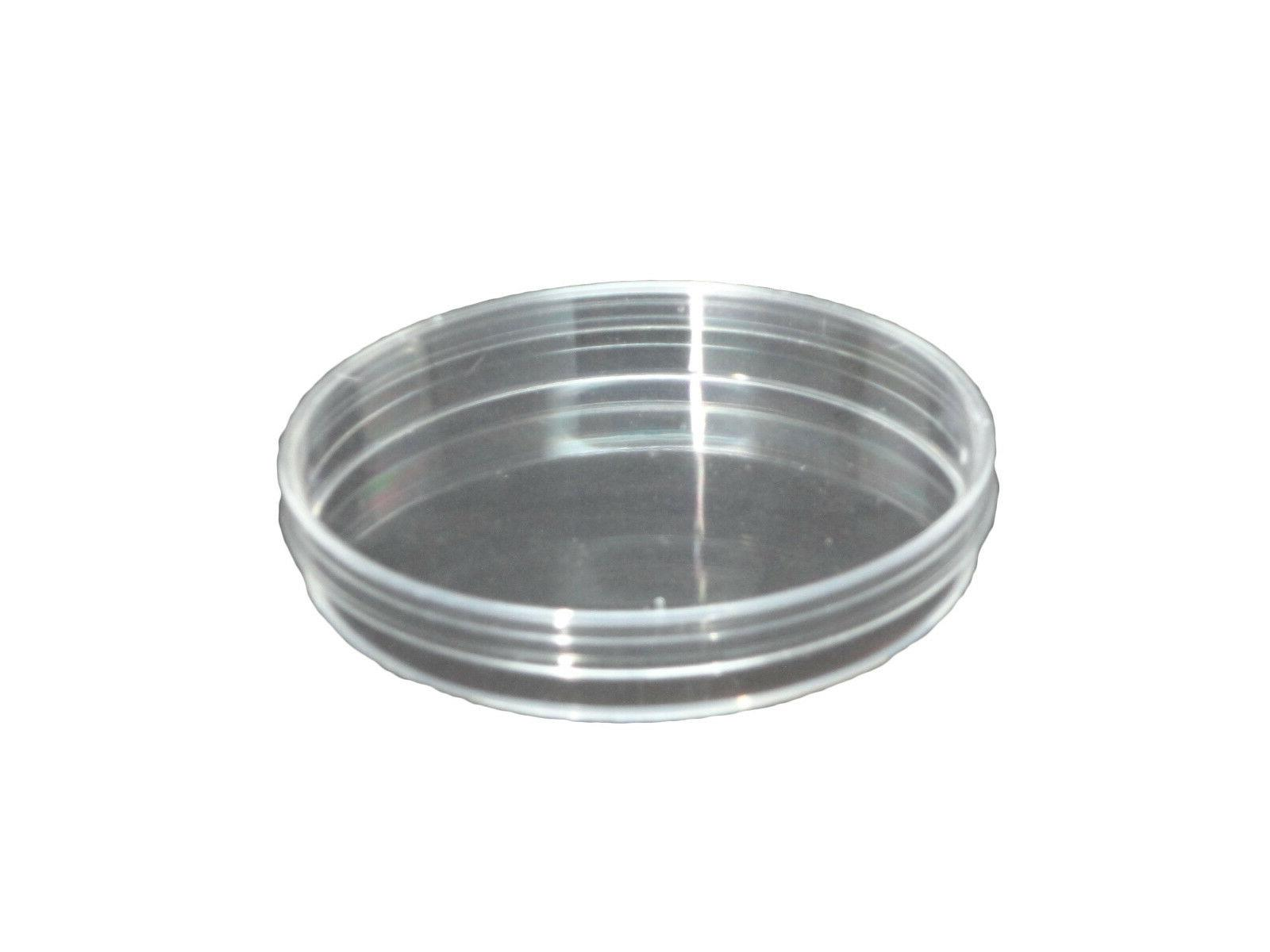 Petri Dishes Lids 100mm 15mm, Pack, Polystyrene-Heavy